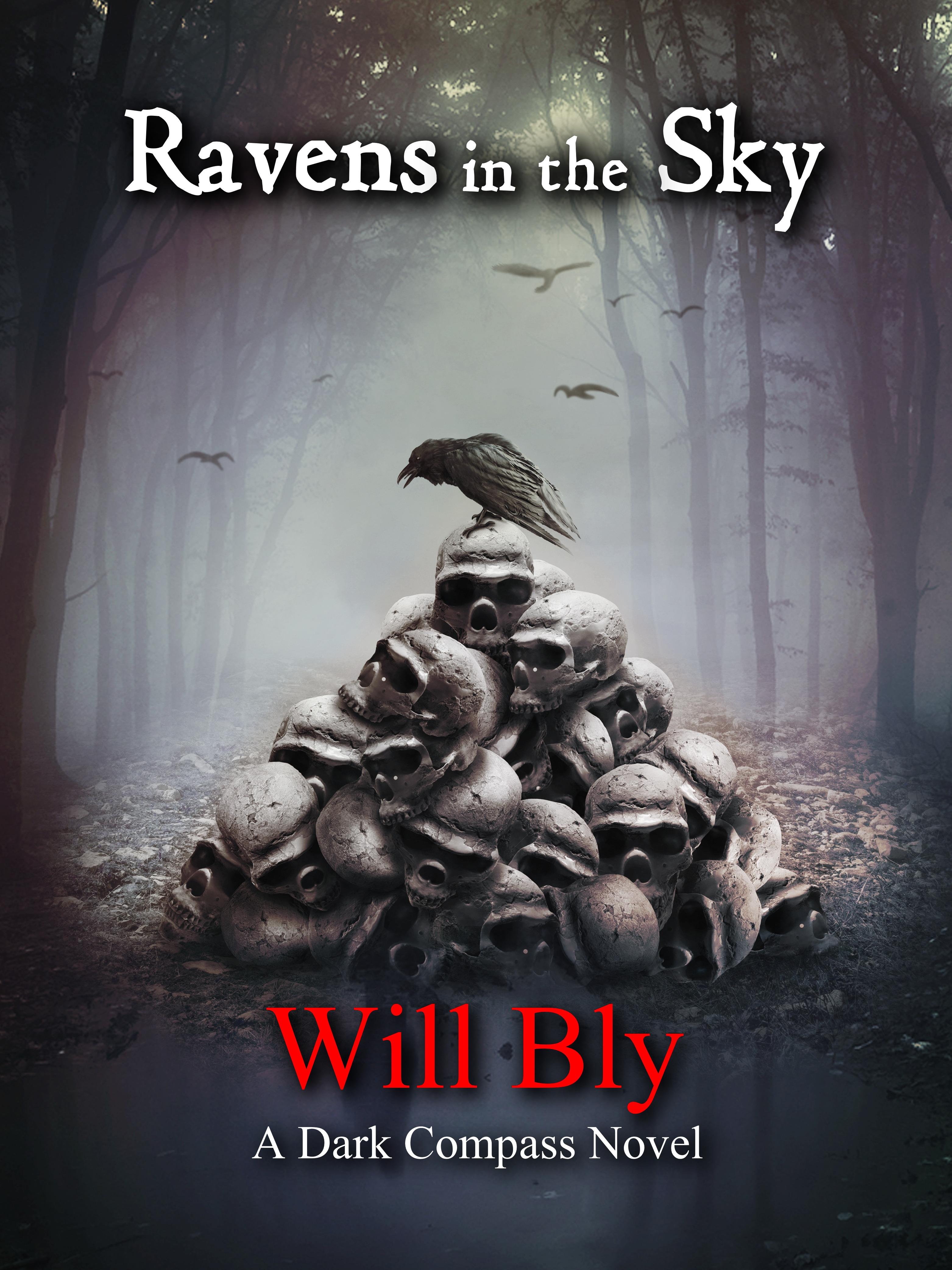 Ravens in the Sky: A Dark Compass Novel