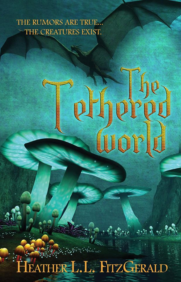 The Tethered World -- out now!