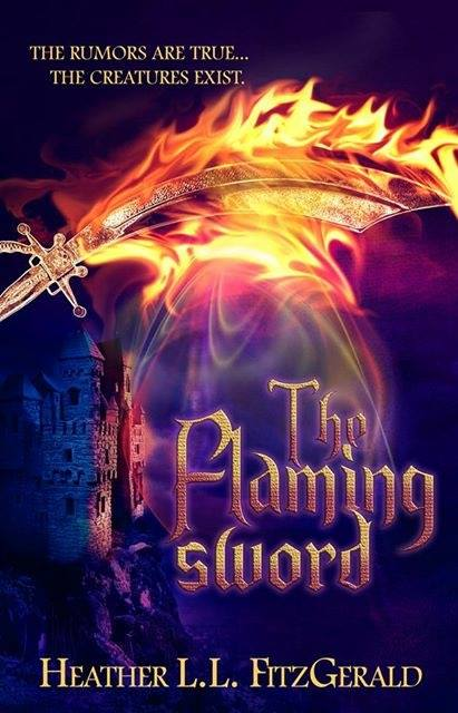 The Flaming Sword due out Nov. 1st, 2016